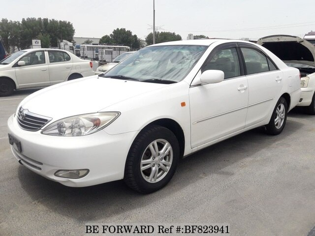Toyota Camry Used >> Used 2002 Toyota Camry For Sale Bf823941 Be Forward