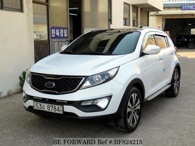 Wonderful About This 2013 KIA Sportage (Price:$16,406)