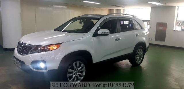 Used 2011 KIA SORENTO BF824372 For Sale