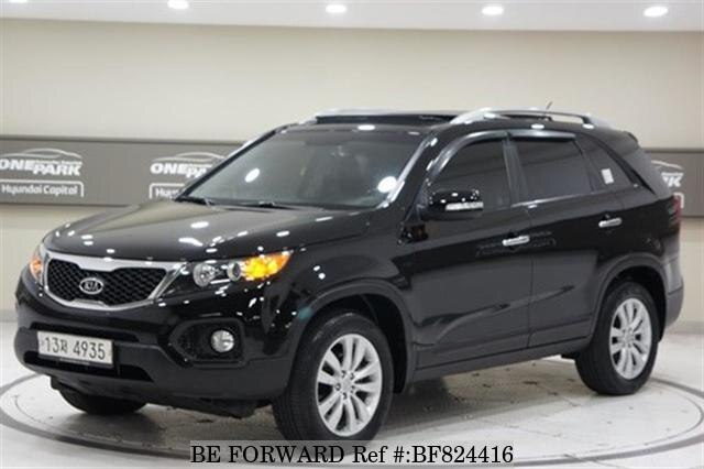 Elegant Used 2011 KIA SORENTO BF824416 For Sale