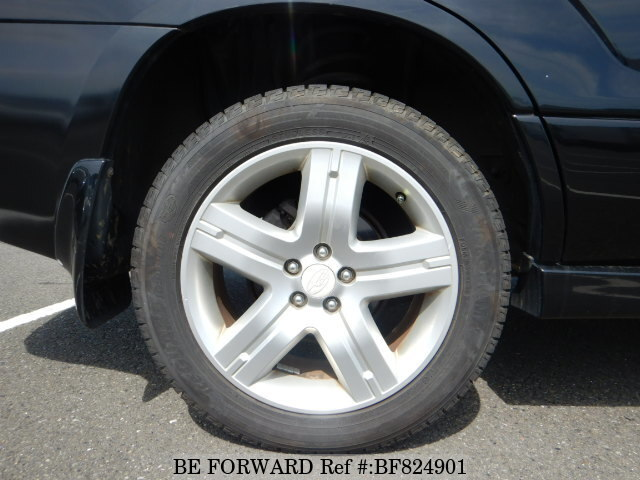 Used 2007 Subaru Forester 2 0x 10th Anniversary Cba Sg5 For Sale Bf824901 Be Forward