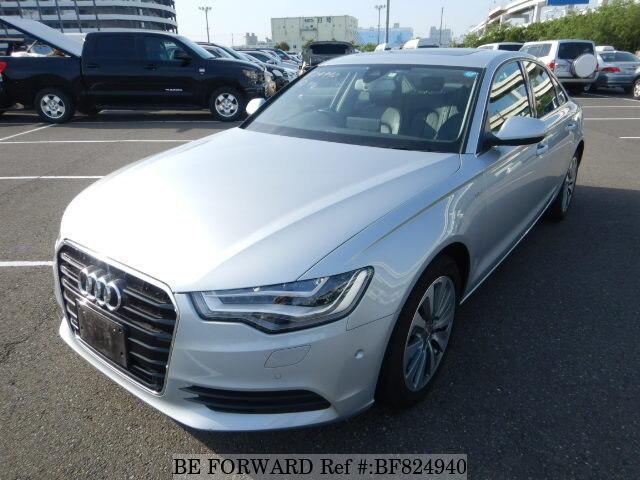 2014 audi a6 hybrid daa 4gchjs usados venda no jap o bf824940 be rh sp beforward jp