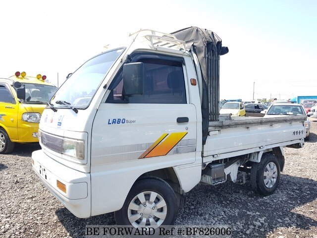 Used 2015 Daewoo Labo For Sale Bf826006 Be Forward
