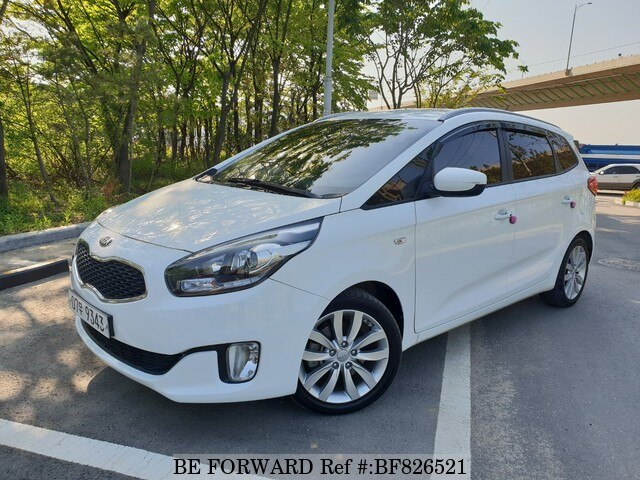 used 2015 kia carens for sale bf826521 - be forward
