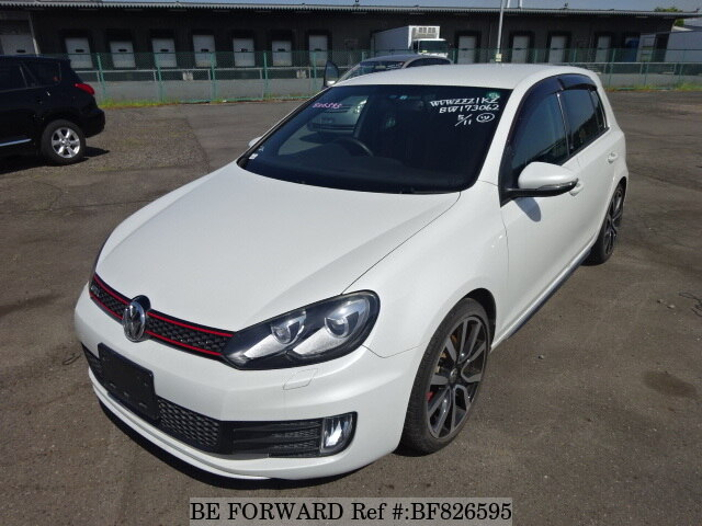 Used 2011 Volkswagen Golf Gti Gti Adidas Aba 1kccz For Sale Bf826595 Be Forward