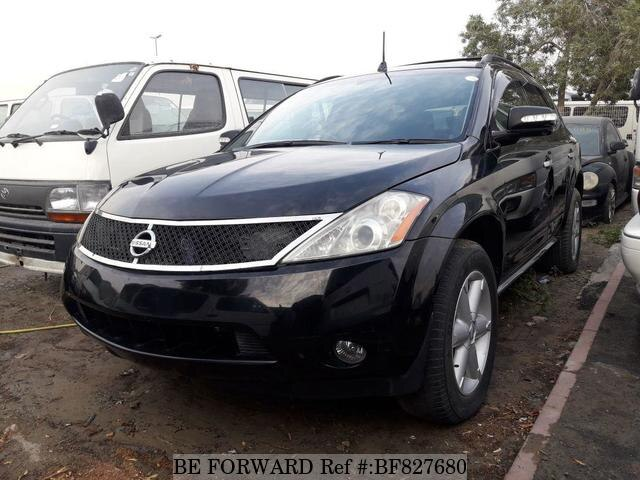 Used 2005 NISSAN MURANO BF827680 for Sale