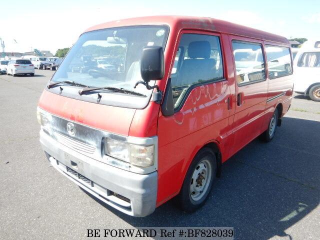 Used 2002 MAZDA BONGO BRAWNY VAN/KG-SK56M for Sale ...