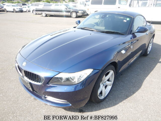 Used 2011 Bmw Z4 S Drive 23i Aba Lm25 For Sale Bf827995 Be Forward