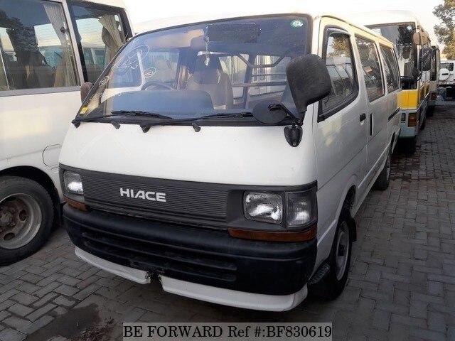 1992 TOYOTA Hiace Van