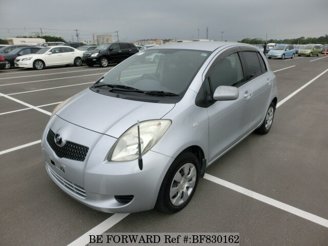 Used 2005 TOYOTA VITZ F/DBA-SCP90 for Sale BF830162 - BE FORWARD