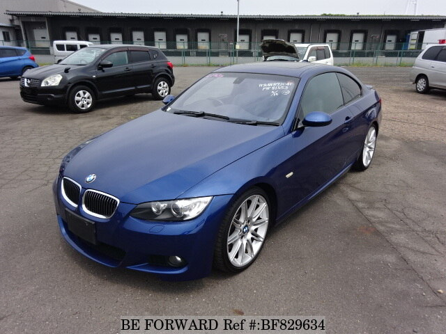 BMW 335I Coupe For Sale >> Used 2008 Bmw 3 Series 335i Coupe M Sport Package Aba Wb35