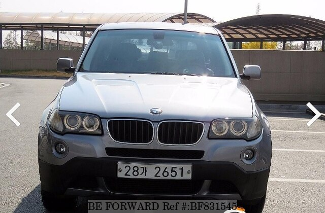 used 2008 bmw x3 for sale bf831545 be forward. Black Bedroom Furniture Sets. Home Design Ideas