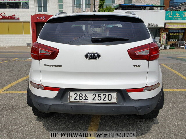 used 2011 kia sportage tlx 2wd sunroof d4ha for sale bf831708 be forward. Black Bedroom Furniture Sets. Home Design Ideas