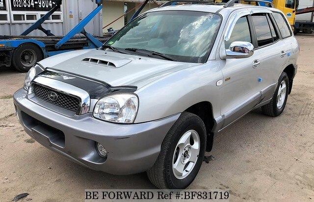24+ Hyundai Santa Fe 2002 Características