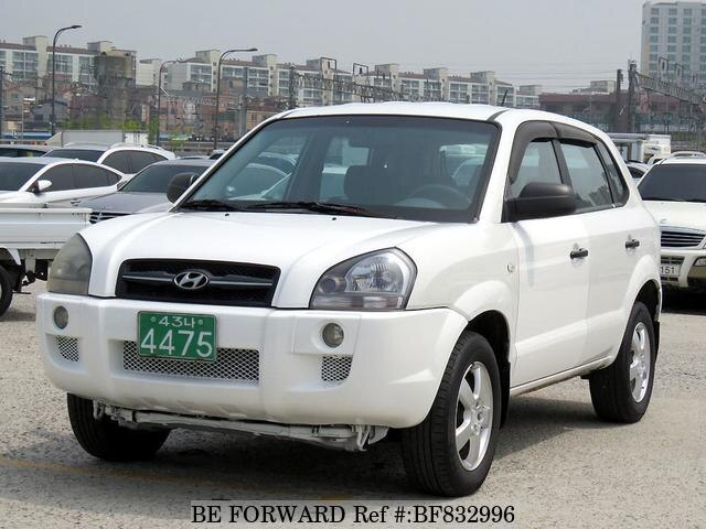 Used HYUNDAI TUCSONJX For Sale BF BE FORWARD - Hyundai tucson invoice