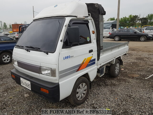 Used 2016 Daewoo Labo Bf833122 For