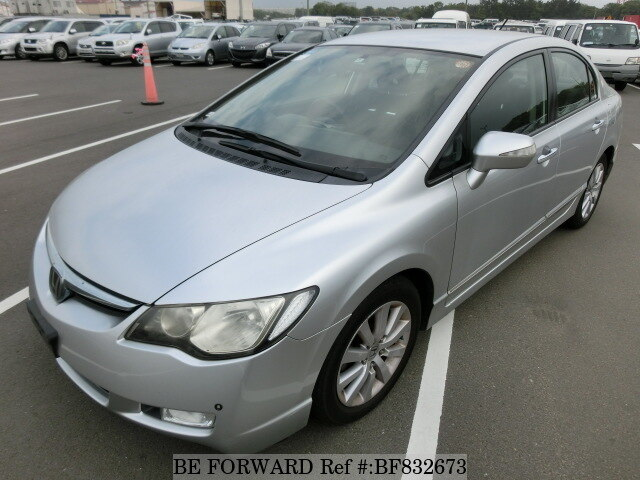 Used 2008 HONDA CIVIC HYBRID BF832673 For Sale