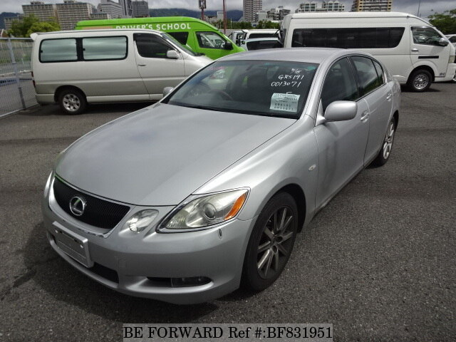 Superb Used 2006 LEXUS GS BF831951 For Sale Image ...