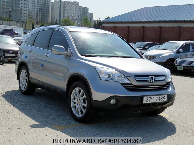 About This 2007 HONDA CR V (Price:$8,041)