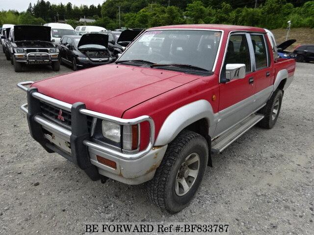 Used 1991 MITSUBISHI STRADA BF833787 For Sale