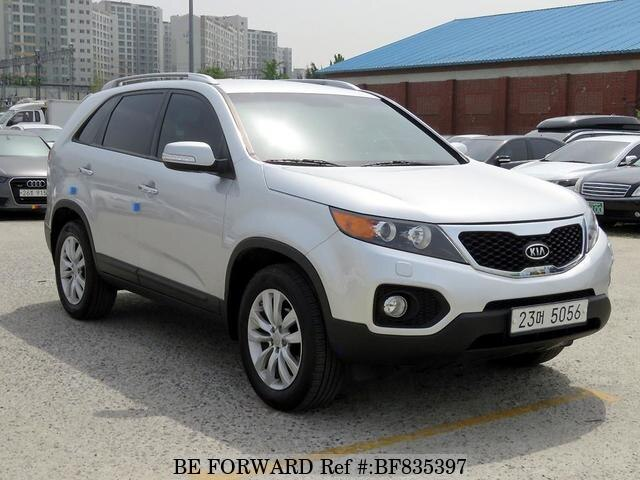 About This 2011 KIA Sorento (Price:$11,144)