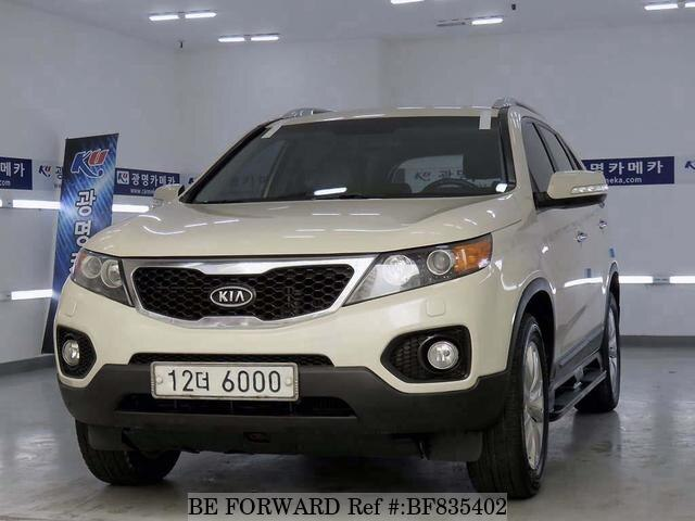 About This 2011 KIA Sorento (Price:$10,283)