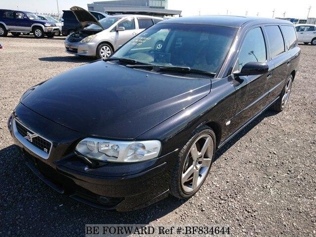 Used 2005 Volvo V70 R Awd La Sb5254aw For Sale Bf834644 Be Forward