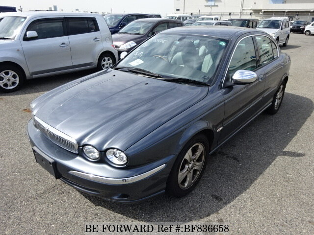 Used 2003 JAGUAR X TYPE BF836658 For Sale