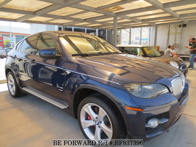 Used 2008 BMW X6 BF837396 for Sale