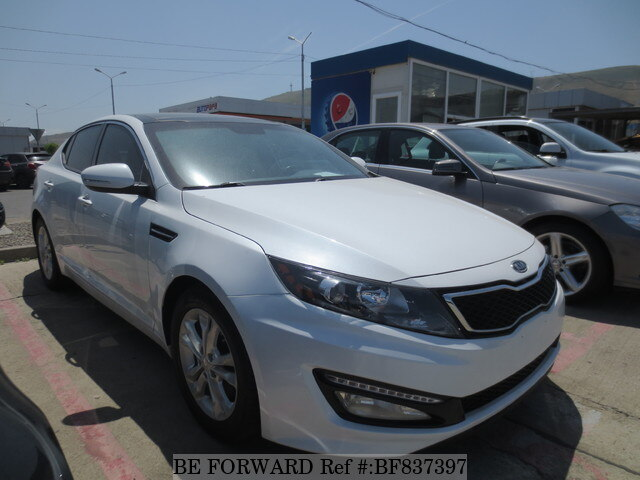 About This 2011 KIA Optima (Price:$8,350)