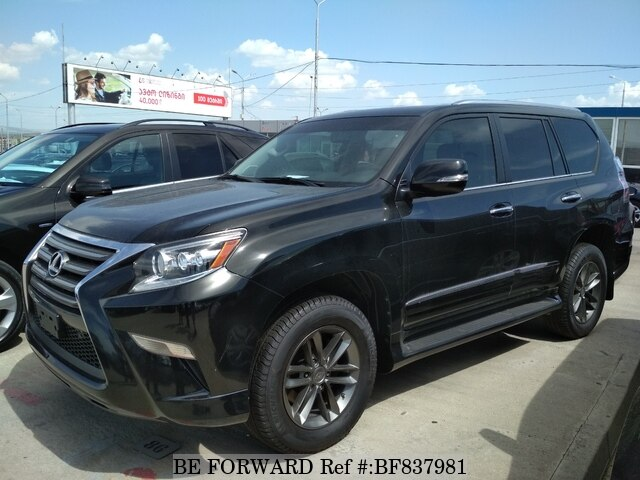 Used 2014 LEXUS GX 470 BF837981 For Sale
