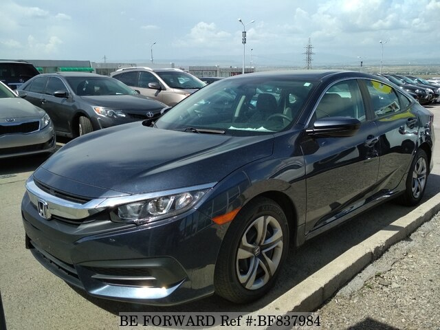 used 2016 honda civic for sale bf837984 be forward. Black Bedroom Furniture Sets. Home Design Ideas