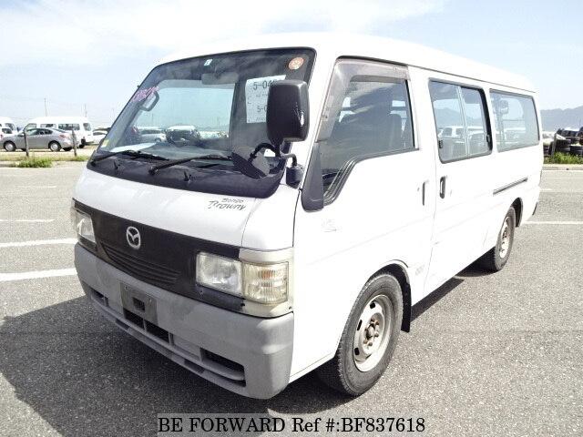 Used 2000 MAZDA BONGO BRAWNY VAN/KG-SK56V for Sale BF837618 - BE FORWARD