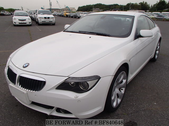 Used 2005 Bmw 6 Series 630igh Eh30 For Sale Bf840648 Be Forward