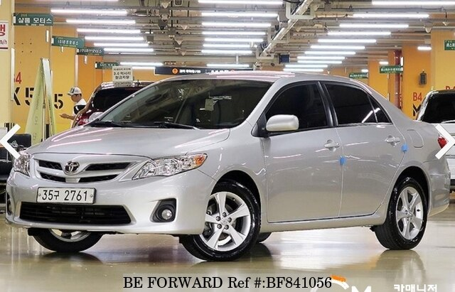 used 2012 toyota corolla for sale bf841056 be forward. Black Bedroom Furniture Sets. Home Design Ideas