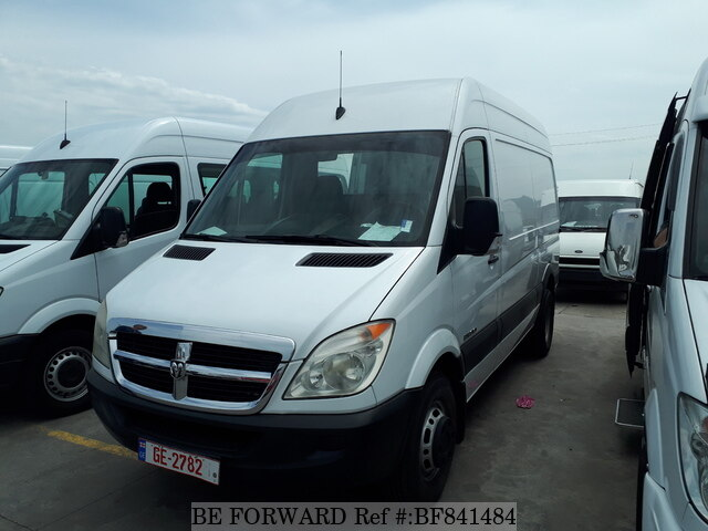 614c8336d5 Used 2007 MERCEDES-BENZ SPRINTER for Sale BF841484 - BE FORWARD