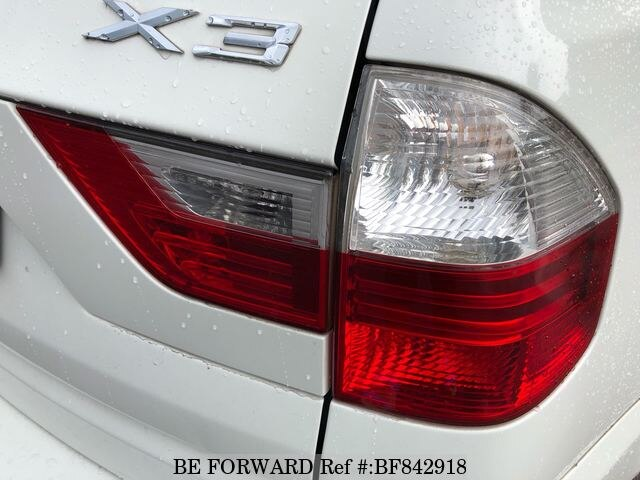 Used 2008 BMW X3 BF842918 For Sale Image