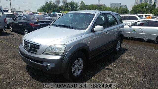 Used 2004 KIA SORENTO BF843057 For Sale