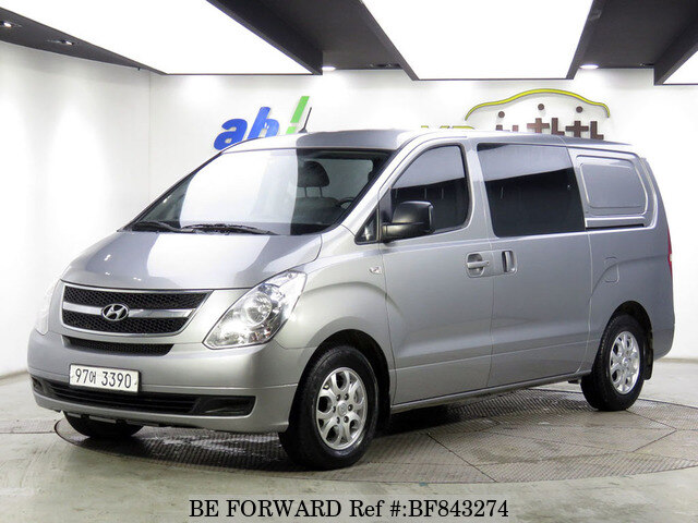 Used 2015 Hyundai Starex 5seat Van Cvx For Sale Bf843274 Be Forward