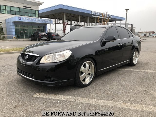 Used 2006 Chevrolet Epica For Sale Bf844220 Be Forward