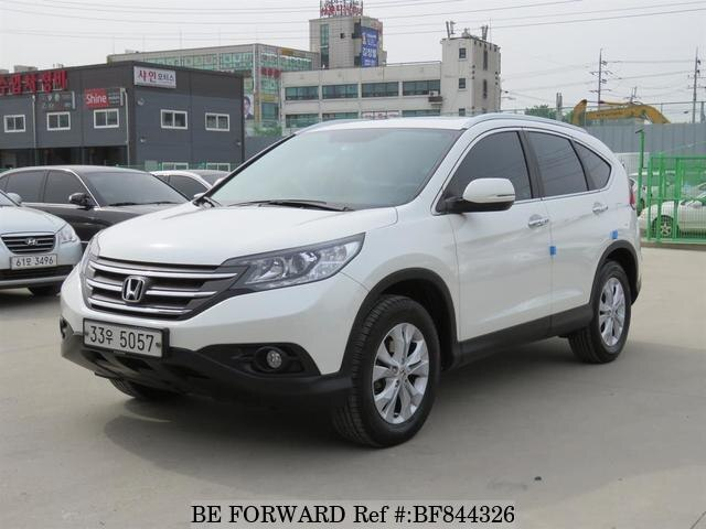 Used 2013 HONDA CR V BF844326 For Sale