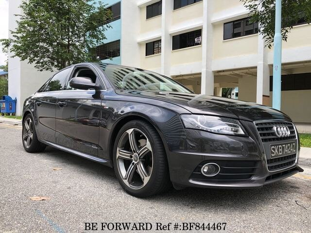 2011 audi a4 a4 d 39 occasion bf844467 be forward. Black Bedroom Furniture Sets. Home Design Ideas