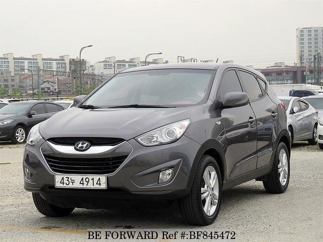 Used 2012 HYUNDAI TUCSON BF845472 For Sale