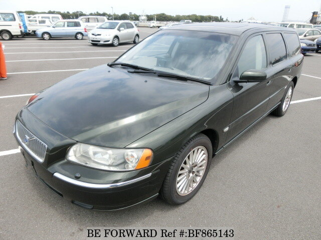 Used 2005 VOLVO V70/CBA-SB5244W for Sale BF865143 - BE FORWARD