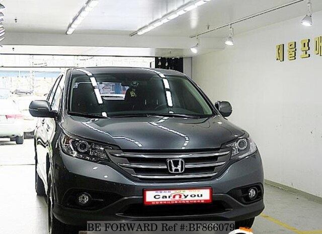 About This 2012 HONDA CR V (Price:$11,500)
