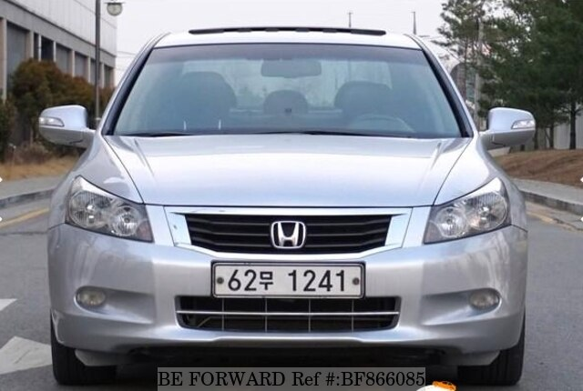 Used 2010 Honda Accord For Sale Bf866085 Be Forward