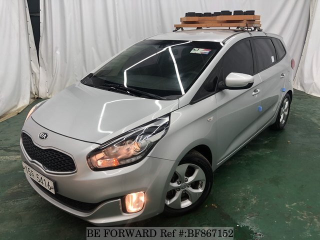 used 2015 kia carens for sale bf867152 - be forward