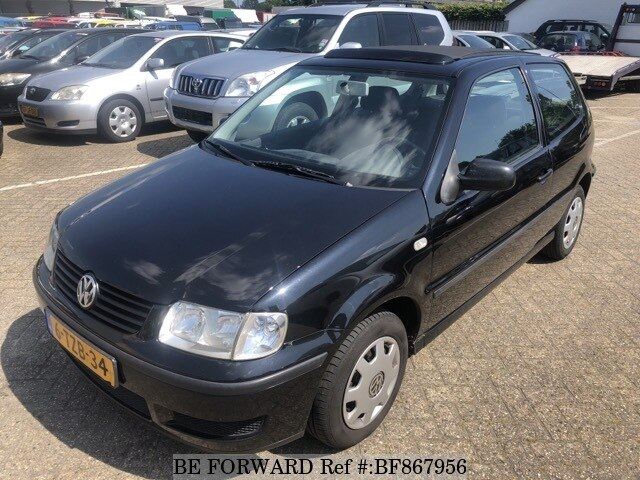 Used 2001 VOLKSWAGEN POLO BF867956 for Sale
