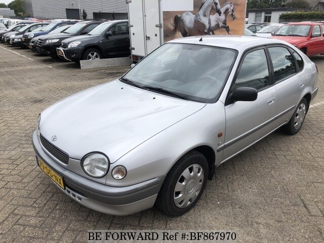 Used Toyota Corolla For Sale >> Used 1999 Toyota Corolla 1 6 For Sale Bf867970 Be Forward