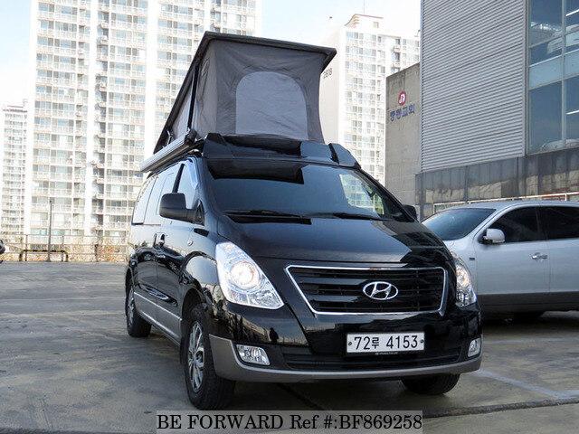Used 2017 Hyundai Grand Starex Bf869258 For